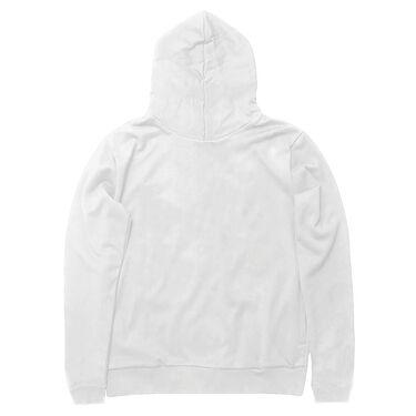 Club Fantasy Star Logo Hoodie in White
