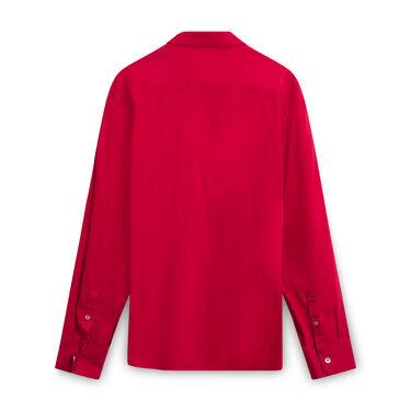 Prada Dress Shirt- Red