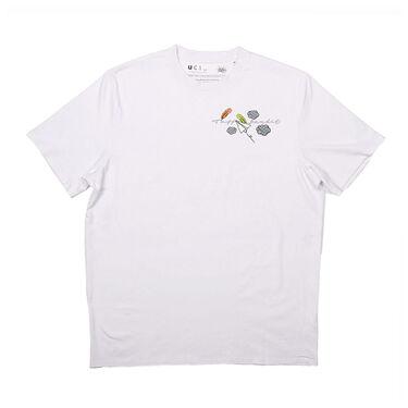 Tuff Bandit White Land With Grace T-Shirt