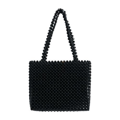 Susan Alexandra Strawberry Bag in Black