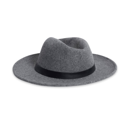 Lack of Color The Prism Wool Hat - Grey