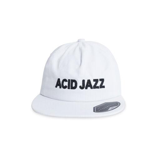 "Painter Hat ""Acid Jazz"" - White"