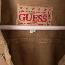 Vintage Guess Jean Jacket