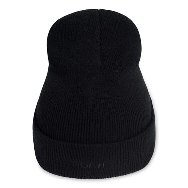 Noah NYC Deliver Us From Evil Patch Black Beanie