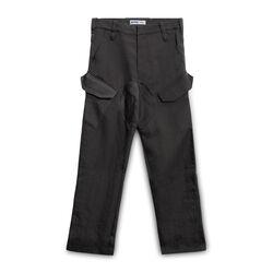 Vintage Affix Cargo Pants - Grey
