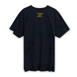 """Distressed """"Nevermind"""" T-Shirt"""