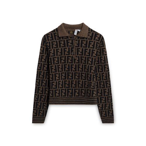 Wool Fendi Logo Sweater