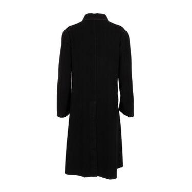 Vintage Military Overcoat