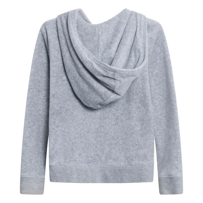 Juicy Couture Grey Hoodie