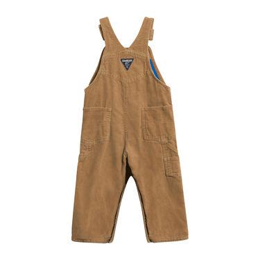 Vintage OshKosh Overalls- Brown