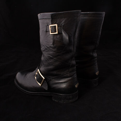 Jimmy Choo Buckle Boot