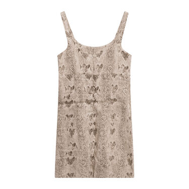 Holiday the Label Maldives Dress in Natural