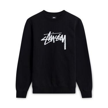 Black Stussy Sweatshirt