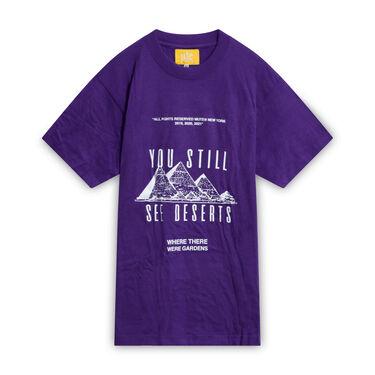 Ozymandias T-Shirt- Purple