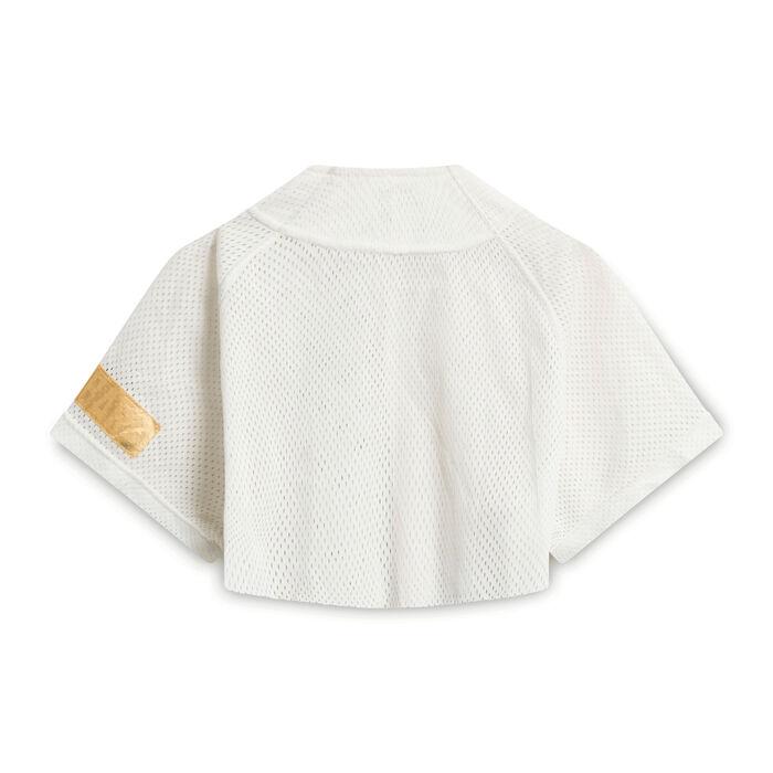 Vintage Japanese Cropped Jersey