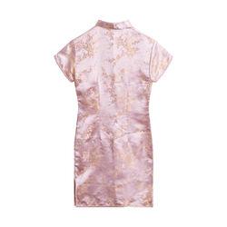 Vintage Changri Floral Dress
