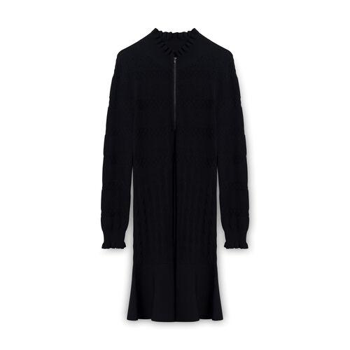 Veronica Beard Kalmia Mock-Neck Dress
