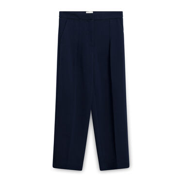 Reiss Navy Trousers