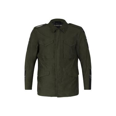 3.1 Phillip Lim Canvas Trompe l'Oeil Anorak Jacket