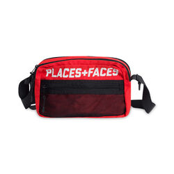 Patagonia Places+Faces Pouch Bag - Red
