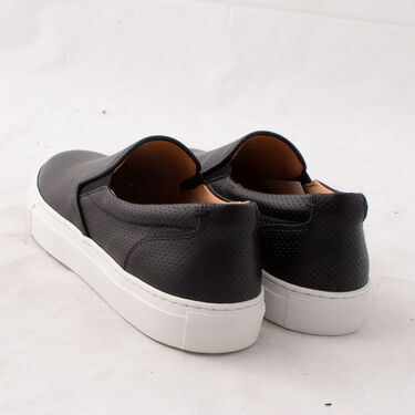 Greats The Wooster Perforated Slip On