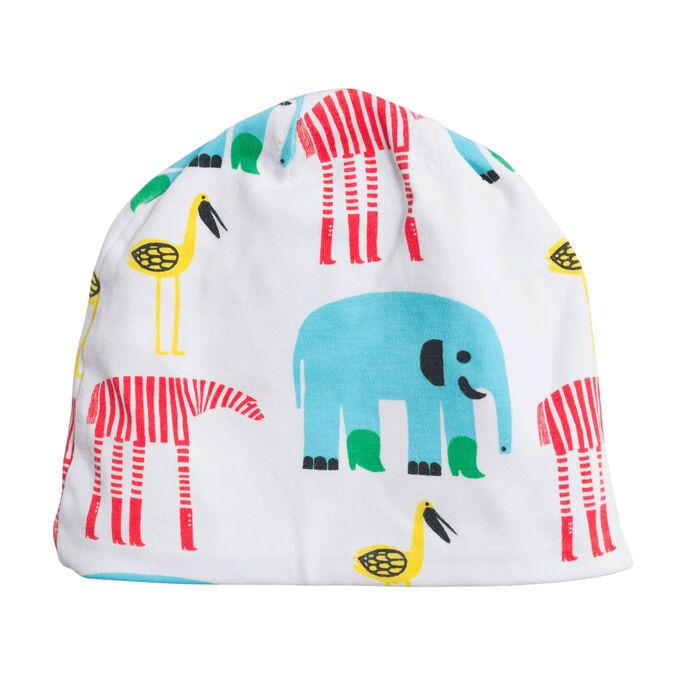 Marimekko Baby Zoo Animal Beanie