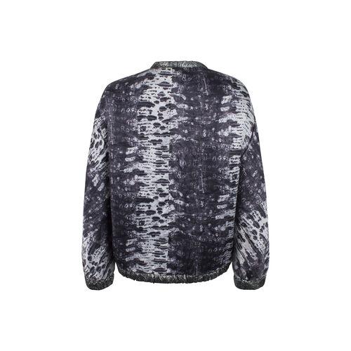 Isabel Marant Reversable Silk Bomber Jacket