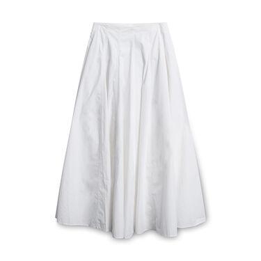 COS White Maxi Skirt