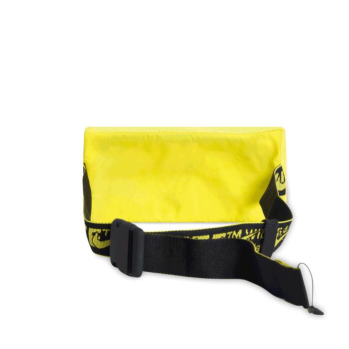 """OFF WHITE x Nike """"Keep Back"""" Belt Bag - Yellow"""