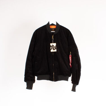 Alpha Industries x The Cords & Co Corduroy MA-1 Bomber