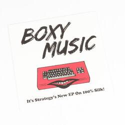 Strategy - Boxy Music Record