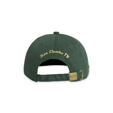 "Painter Hat ""Reggae"" - Green"