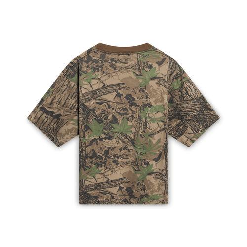 90s Realtree Camo T-Shirt- Brown and Green