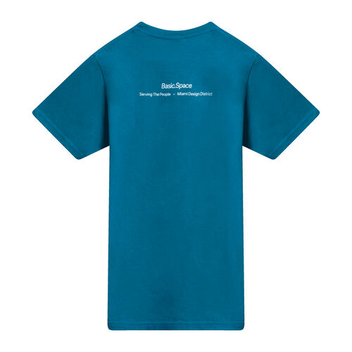 MDD x Serving the People T-Shirt- Teal