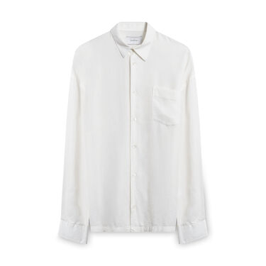 Second/Layer Button-Up Long Sleeve
