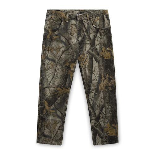 90s  Realtree Camo  Pants- Dark Brown