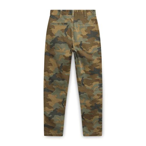CQY Minimalist Army Trouser