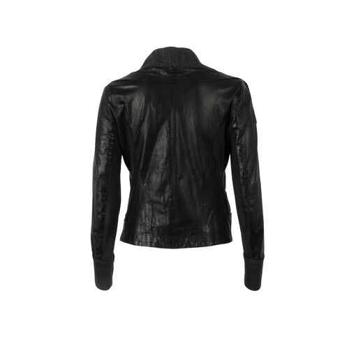 A.L.C. Perforated Leather Jacket