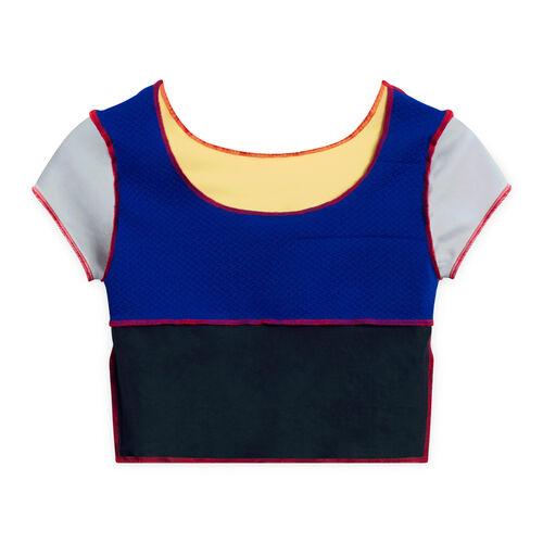 JJVintage Reworked Nike Short-Sleeve Crop Top