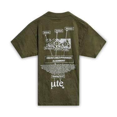Ozymandias T-Shirt- Olive