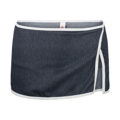 Solid & Striped Mazie Skirted Bikini Bottom