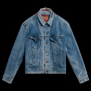 Vintage Levi's Flannel Lined Trucker Jacket
