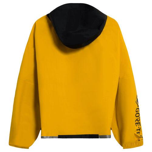Reworked Nike ACG GORE-TEX Men's Paclite Jacket in Yellow/Black