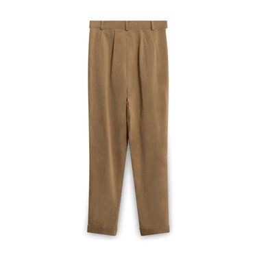Vintage Emporio Armani Trousers - Tan