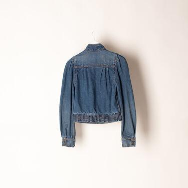 Marc Jacobs Shrunken 80's Bomber Jacket