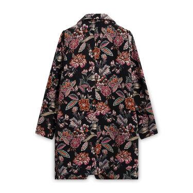 Fifteen Twenty Floral Tapestry Coat