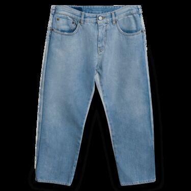 MM6 Maison Margiela Straight Crop Jeans