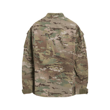 Vintage Ripstop Military Jacket