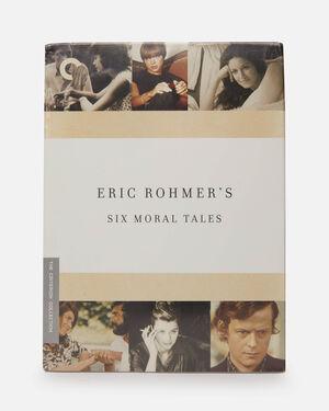 Rohmer's Six Moral Tales DVD Set