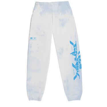 Club Fantasy Neo Logo Sweatpants in Blue